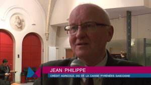 Jean Philippe : 700.000 euros collectés pour des associations par le Crédit Agricole