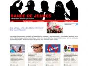 Site web : Bande de Jeunes, génération décisive pour 2012