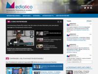 Site web : Mediatico.fr, un concentré d'économie en mutation