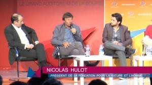Le climat n'est pas un enjeu optionnel, affirme Nicolas Hulot