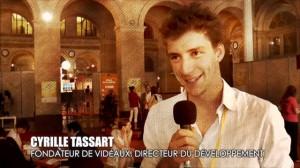 Vidéaux, l'agence vidéo qui aide les associations à communiquer