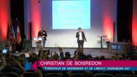 Christian de Boisredon : Comment Sparknews encourage le journalisme de solution