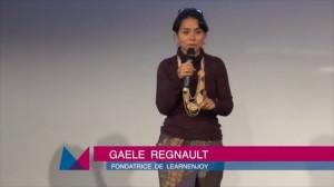 Gaele Regnault : Avec LearnEnjoy, le numérique aide les enfants autistes