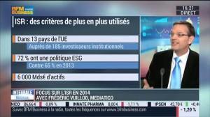 ISR : les investisseurs européens accordent de l'importance à leur engagement actionnarial