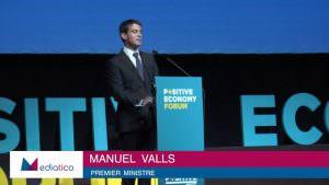 Manuel Valls : «Le temps d'un pouvoir venu d'en haut est révolu, place à la révolution collaborative»