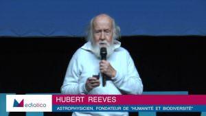Hubert Reeves : «L'intelligence mise au service du profit nous menace»