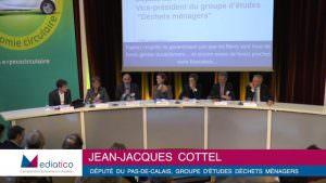 Jean-Jacques Cottel : «Le secteur de l'ESS, acteur-clé de l'économie circulaire»