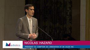 Nicolas Hazard : «La clé du changement de société viendra des entreprises»