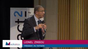 Lionel Zinsou : «La pauvreté en Afrique est plus importante aujourd'hui que dans les années 60″