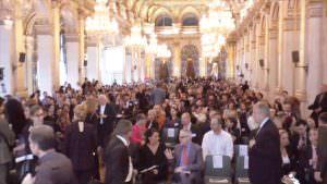 Impact2 2015 : L'entrepreneuriat social fait salle comble à l'Hôtel de Ville de Paris