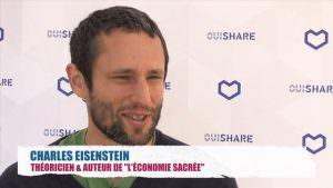 Charles Eisenstein (1/2) : Tout le monde comprend ce que «Transition» veut dire