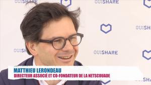 Matthieu Lerondeau : «Le numérique, outil de référence pour partager les solutions»