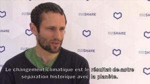 Charles Eisenstein (2/2) : «Aimons la planète comme nous aimons notre mère»