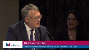 Nicolas Schmit (Luxembourg) : «L'ESS, planche de salut pour le projet européen ?»