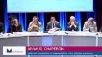 Arnaud Chaperon, Total : «Le prix du photovoltaïque va encore continuer à baisser»