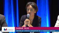 Sabine Buis, députée : «Il faut faire de cette loi une Loi de transition démocratique»