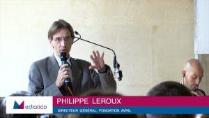 « Financer une agriculture durable, c'est déjà lutter contre le réchauffement » (Philippe Leroux, Fondation Avril)