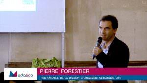 « S'adapter au climat, c'est définir des politiques publiques et flécher les investissements privés»(Pierre Forestier, AFD)