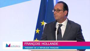«Nous devons agir pour les réfugiés et pour le climat» (François Hollande)