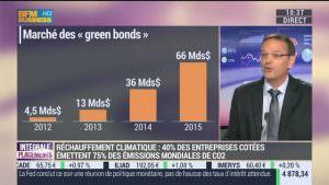 Les Green Bonds, un potentiel phénoménal pour le financement du climat