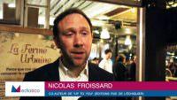 Nicolas Froissard : UP To You, le livre qui donne la parole à ceux qui rassemblent