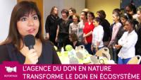 Reportage : l'Agence du Don en Nature transforme le don en véritable écosystème