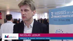 La finance participative salue la reconnaissance de Macron pour le secteur