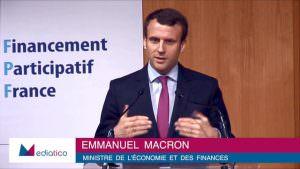 Crowdfunding : les 5 réformes d'Emmanuel Macron pour la finance participative