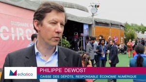 Philippe Dewost: «Ceux qui disent que la blockchain est cryptée n'ont rien compris»