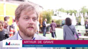 « L'économie collaborative, c'est fini » : les arguments d'Arthur de Grave