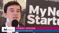 «Crowd equity» : MyNewStartUp développe le crowdfunding pour les jeunes pousses