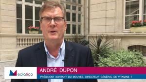 Entrepreneuriat social : Les trois meilleurs souvenirs d'André Dupon à la tête du Mouves