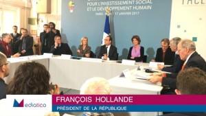 Co-construction Public Privé : Les extraits du discours de François Hollande