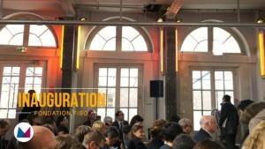 François Hollande lance la Fondation FISO aux Grands Voisins