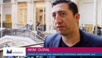 Akim Oural : «Il faut expliquer la valeur de l'intérêt général pour recréer du lien social»