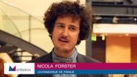 Nicola Forster : Foraus, le think-tank suisse qui veut s'implanter à Paris