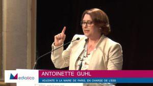 Antoinette Guhl : «Inventée par des femmes, l'économie sociale et solidaire est plus moderne que jamais»