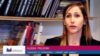 """Alissa Pelatan, avocate : """"Le vrai débat, c'est comment évaluer l'impact de chaque entreprise"""""""