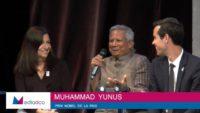 """Muhammad Yunus : """"Des Jeux Olympiques à impact social et environnemental, nouvel espoir chez les jeunes"""""""