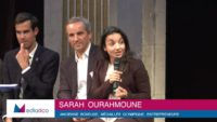 """Sarah Ourahmoune : """"Boxe et entrepreneuriat, même combat"""""""