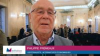 """Philippe Frémeaux : """"L'économie sociale et solidaire ne doit pas être un substitut à l'Etat providence"""""""