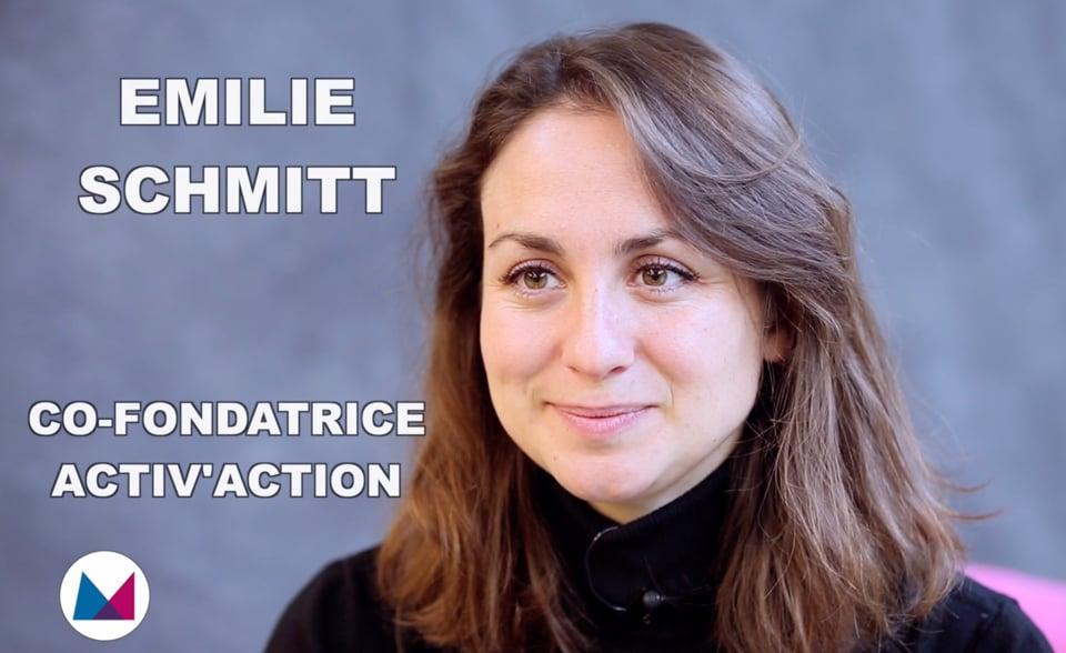 Emilie Schmitt : «L'avenir s'offre à nous, mais sans emploi comment imaginer le futur ?»