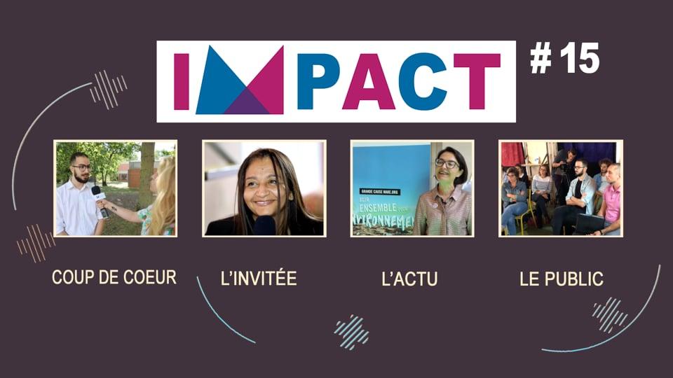 Impact#15 : Dépendance et grand âge, les solutions à l'oeuvre dans l'ESS