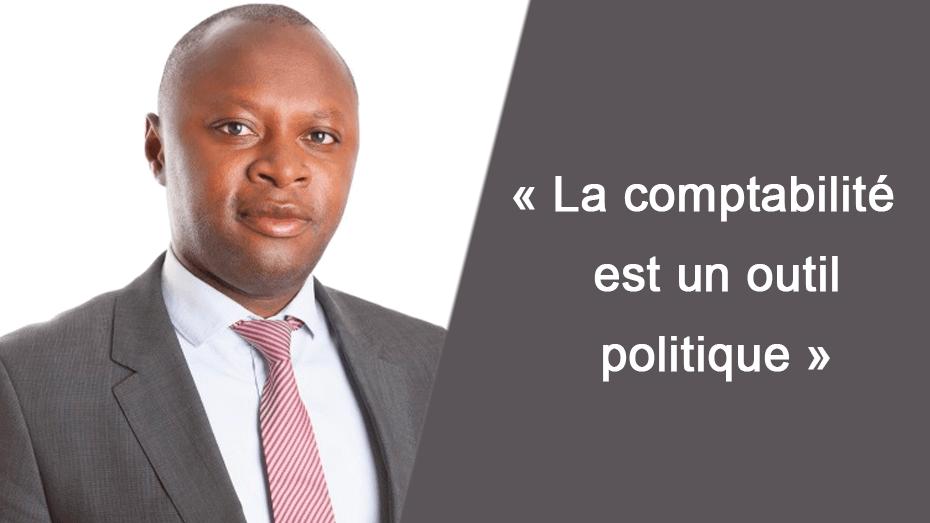 Hervé Gbego : « La comptabilité est un outil politique »