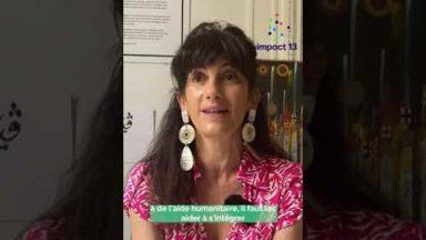 Diane Binder, Co-Présidente et Fondatrice d'Action Emploi Réfugiés